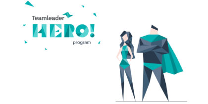 Teamleader – Hero! program