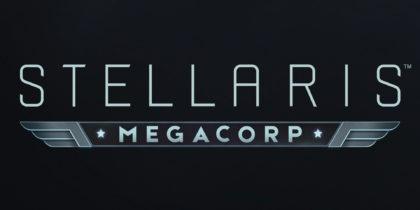 Stellaris MegaCorp – Logo reveal